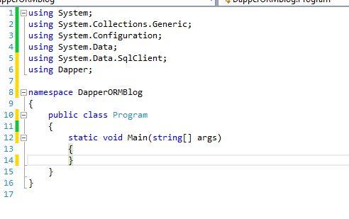 Dapper - King of Micro ORM (C# NET)