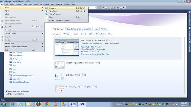 Develop a Windows Desktop Application Using LINQ to SQL Class