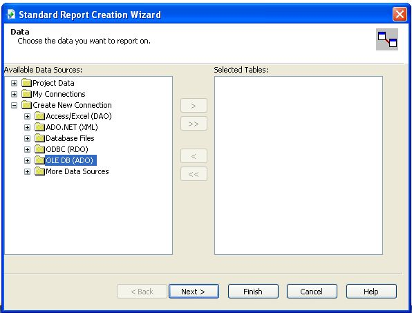 how to call crystal report in c