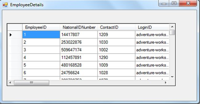 how to bind list to datagridview in c windows application
