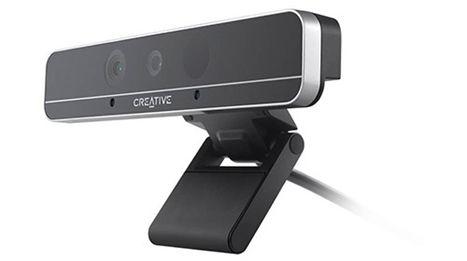 Intel RealSense 3D Camera Front F200