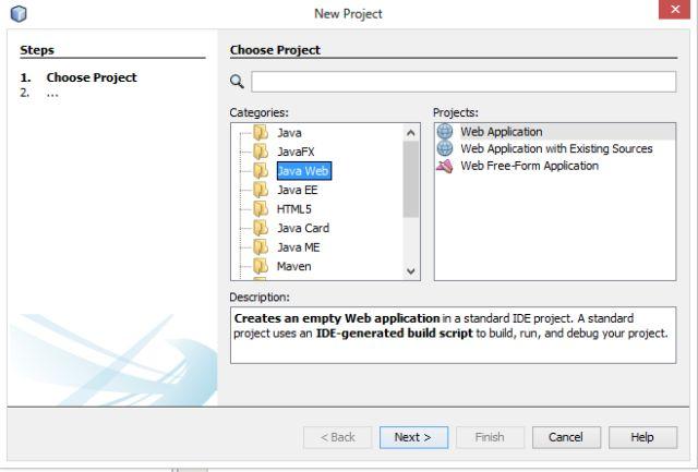 Java Web App
