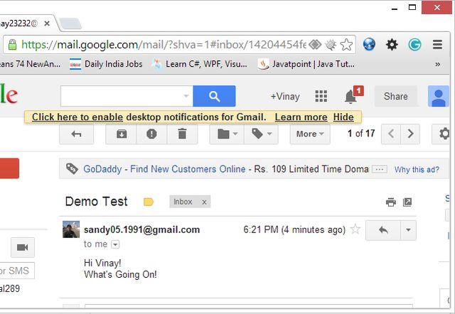 Mail-Inbox