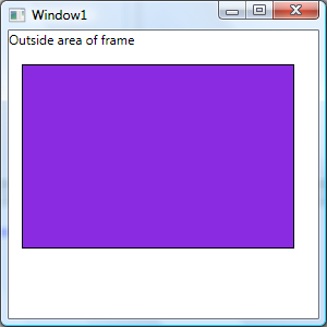 Working with WPF Frame using C# and XAML