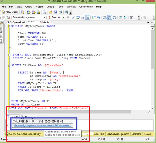 Download query xml file using c free blogsmma for Table design in xml