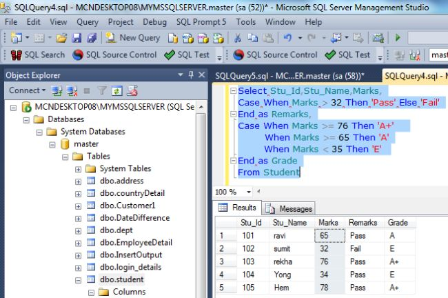 Sql Server If Then Else Insert