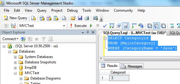 Creating subquery in sql server for Sql table design query