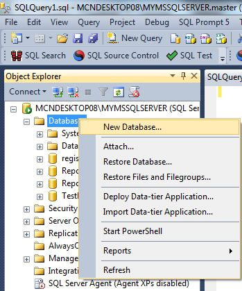 Importing Access Database into SQL Server 2012