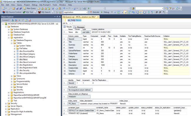 Query to alter column name in sql server 2008 - Alter table drop column sql ...