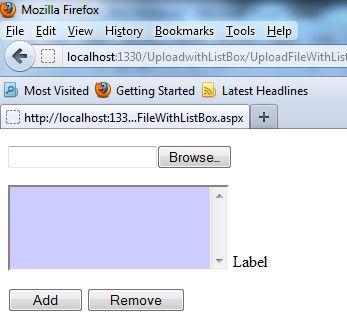 asp button file