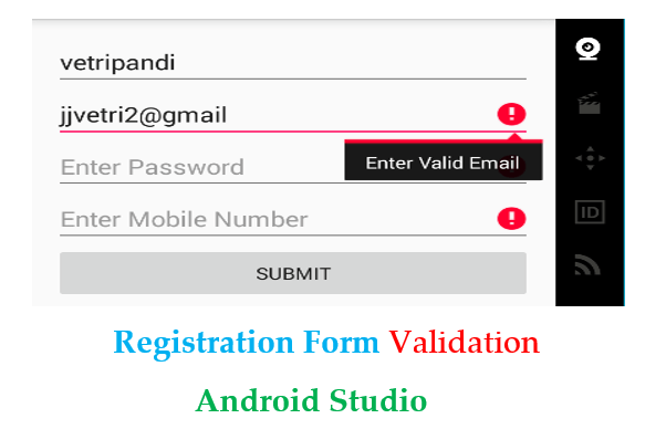 Email Verification In Android And UWP Using Xamarin Forms
