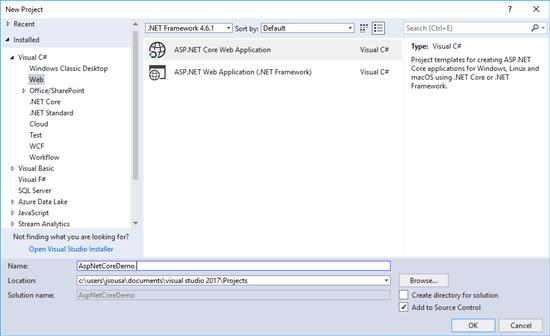 ASP NET Core 2 0 - Applying Bootstrap Template