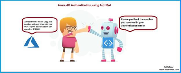 Building Bot Application With Azure AD Login Authentication