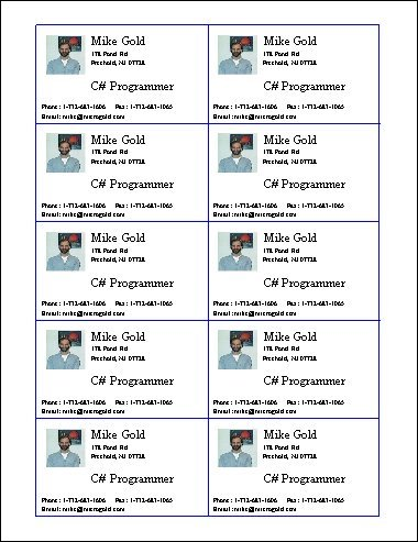 Business card designer using c there are a lot of aspects of c that could be discussed relating to this application but in this article ill touch on two important features of the colourmoves