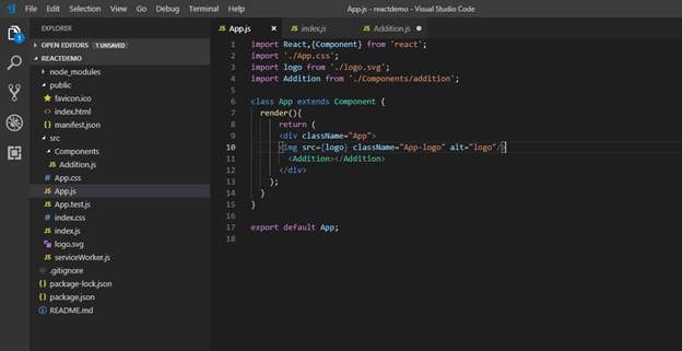 Component in React