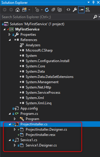 Create Windows Services in C# - DZone Web Dev