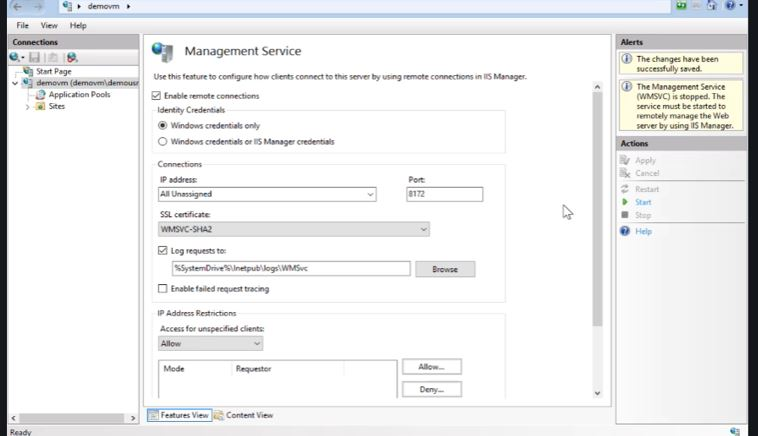 Create, Manage And Deploy .NET Apps To Windows VM In Azure (IaaS)
