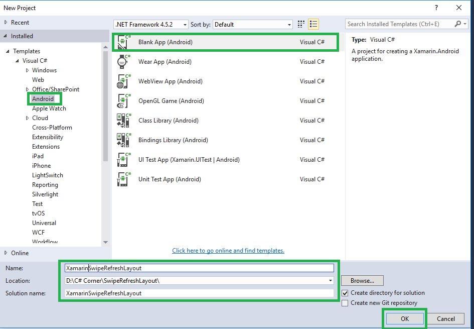 Listview In Visual Studio