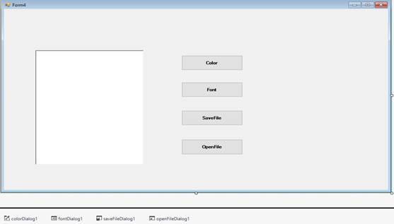 Dialog Control in C# 6