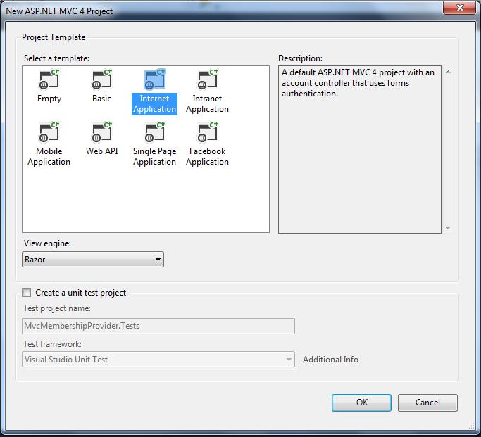 Facebook Authentication For ASP NET MVC Web Application