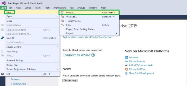 Build Simple Email App In Universal Windows App(UWP)