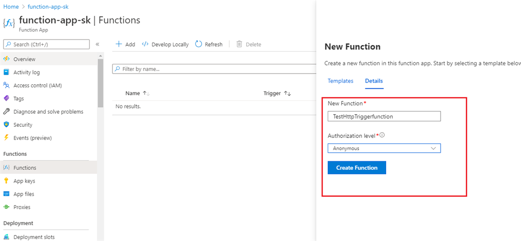 How To Easily Create Azure Functions Using Azure Portal