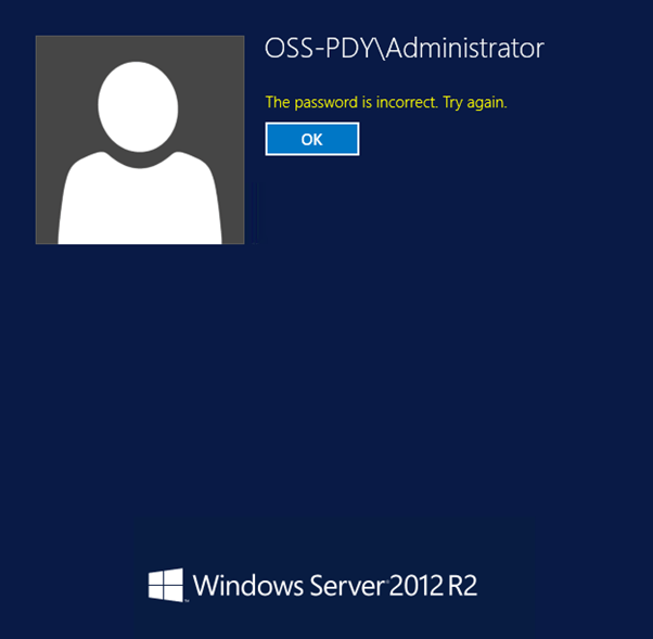 How To Reset The Administrator Password Using The Command Prompt