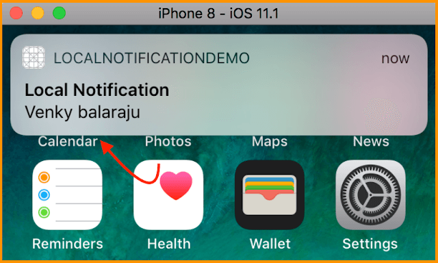 How To Send Local Notification With A Repeat Interval (Day