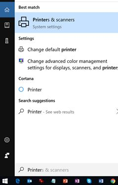 How To Set A Printer To Print Black And White In Windows 10