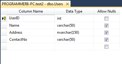 Import Excel Data To Database Using ASP NET MVC Entity