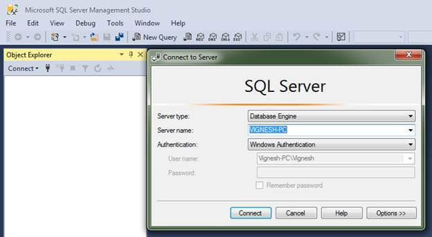 microsoft sql server management studio free