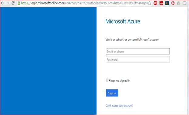 Installing Windows SQL 2016 Enterprise On The Azure Portal Cloud
