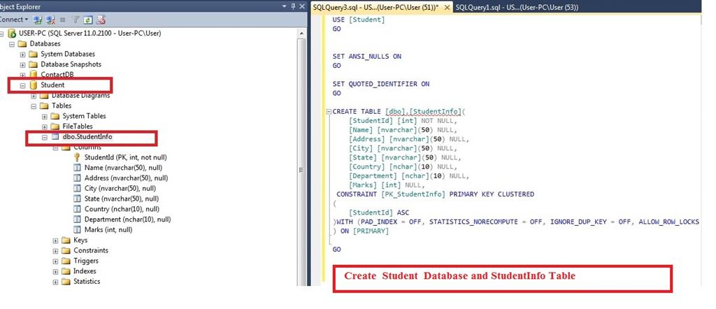 JqGrid In An ASP NET MVC Application Using Entity Framework