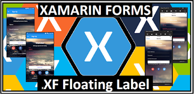 XF Floating Label