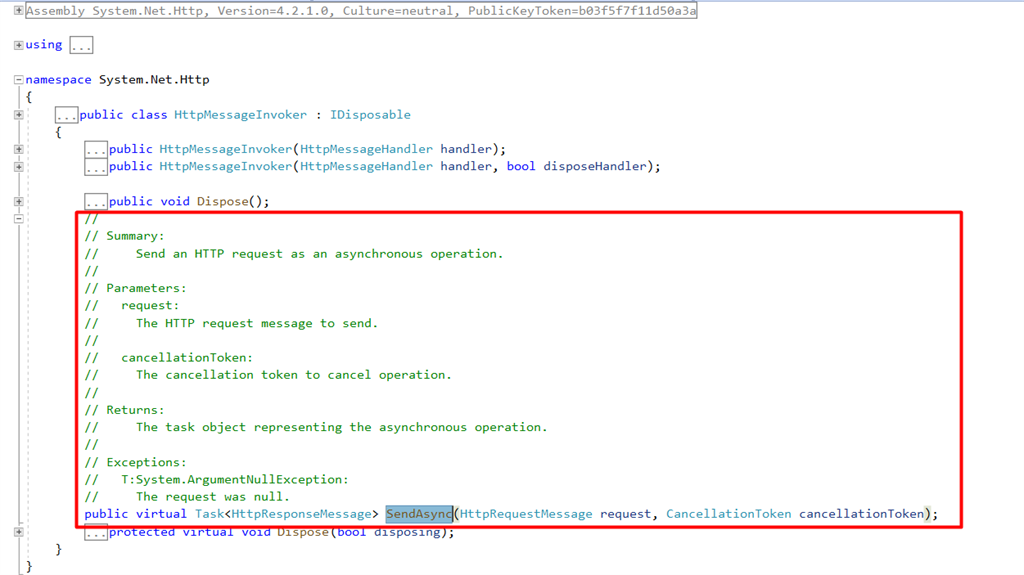 Mocking Httpclient Using XUnit In .Net Core
