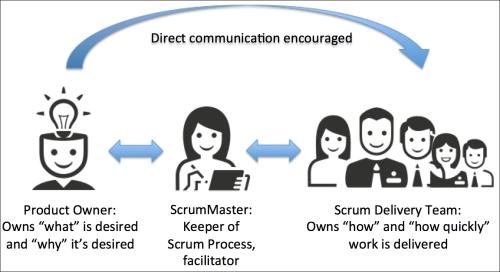 Roles in Agile Scrum Framework