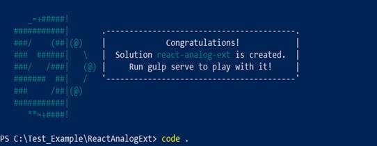 SPFx Application Customizer - An Analog Clock With REACT