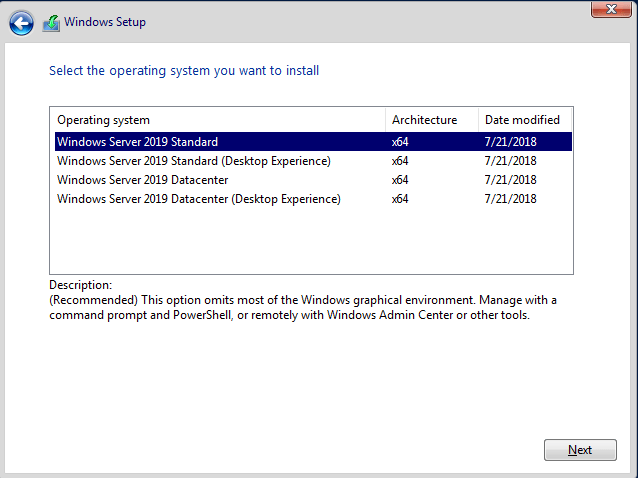 Step By Step Installation Of Active Directory On Windows