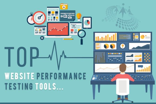 4 Website Performance Testing Tools