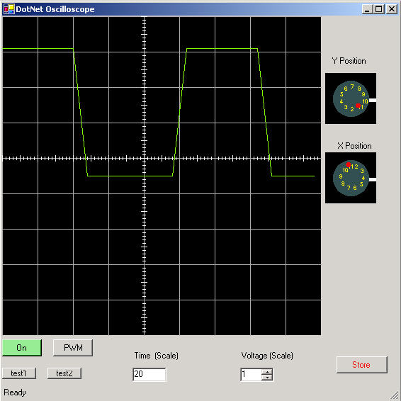 Virtual Oscilloscope using PIC Microcontroller