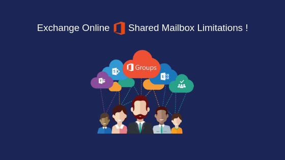 Limitations Of Office 365 Shared Mailbox And How To Overcome These