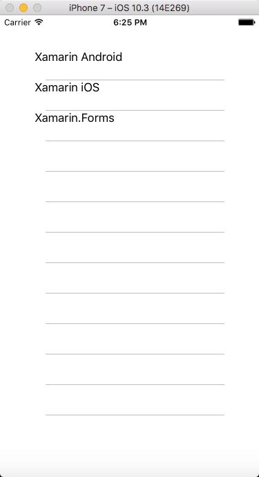 Xamarin Forms - Border Shadow Effects Using Custom Frame