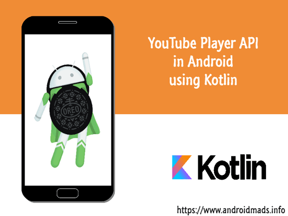 YouTube Player API In Android Using Kotlin