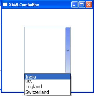 how to add items to combobox in c programmatically